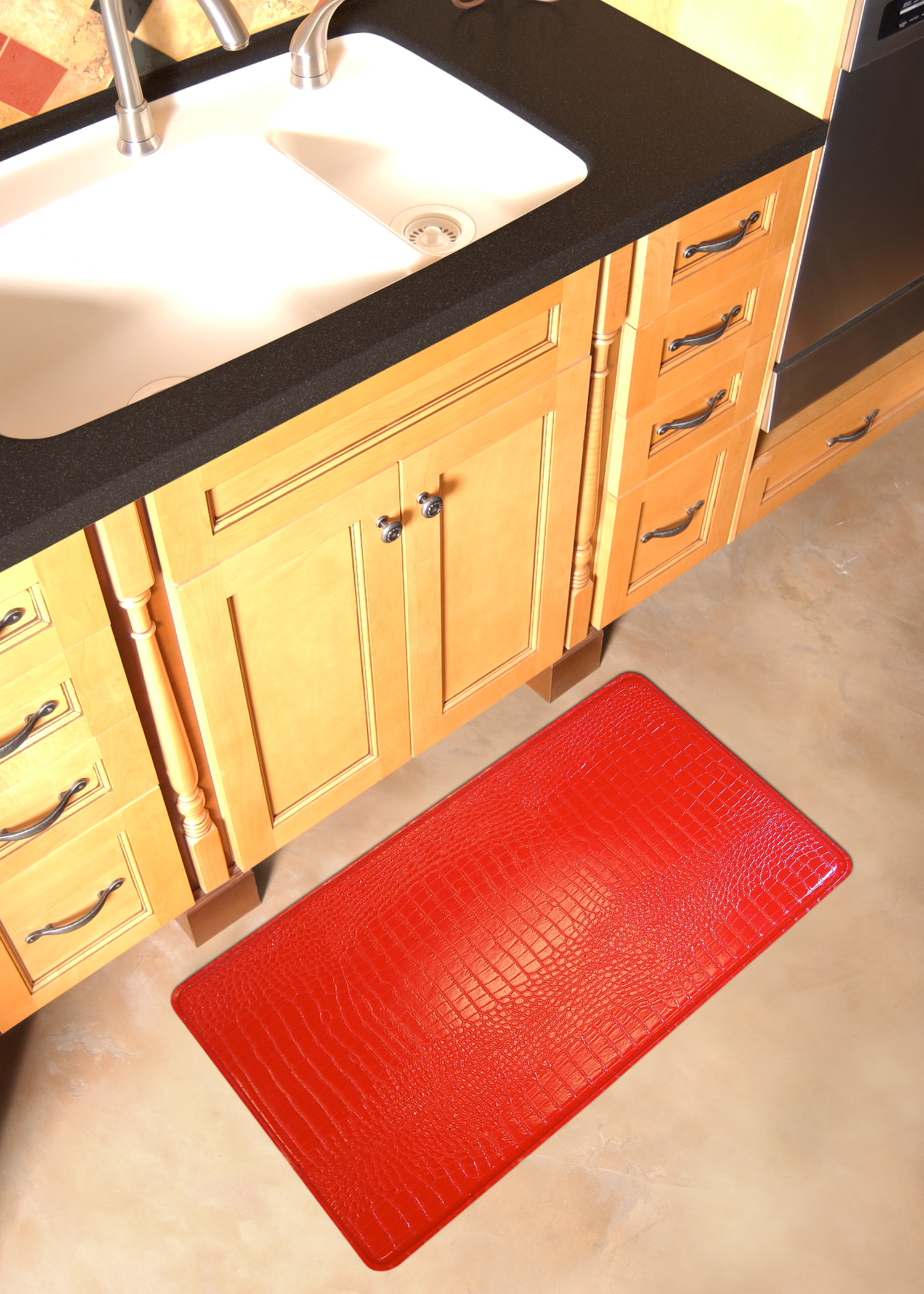 Gel Floor Mats For Kitchen Gelpro Gel Filled Anti Fatigue Floor Mats Hilary