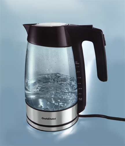 how to clean electric kettle with coke